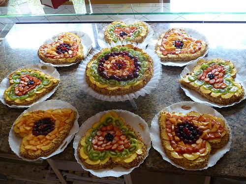 Nuziale crostata di frutta  Jerian - Pasticceria panetteria Trieste ...